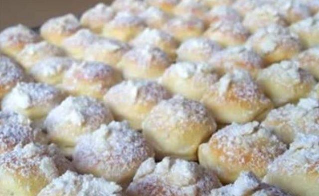 Výborné Mini koláčky! nekynuté a na jazýčku se rozplývající recept