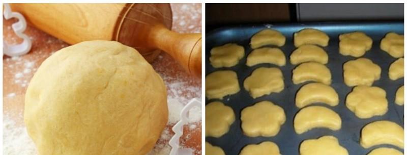 Univerzální těsto na koláčky z kyselé smetany, bez vajec recept