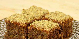 Rýchly koláč, ktorého prípravu zvládnete za 5 minút. Chuť ohromí každého.