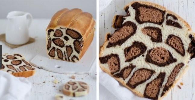 Leopardí jemné a sladké pečivo recept