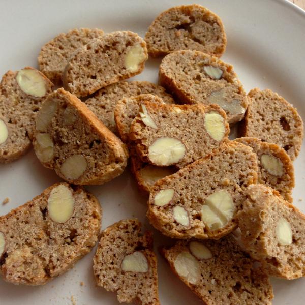 Cantucci – italské sušenky