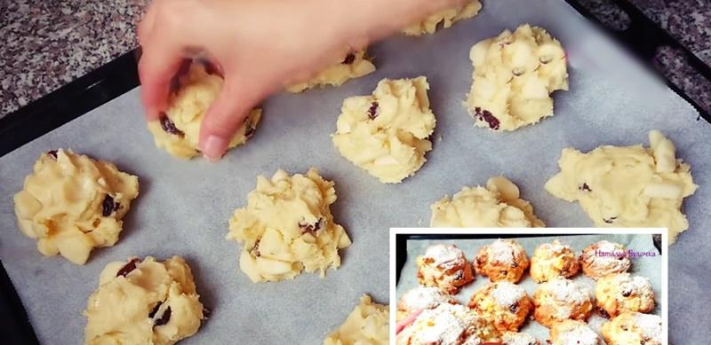 Zdravé jablečné sušenky bez mouky a cukru jsou za 10 minut hotové