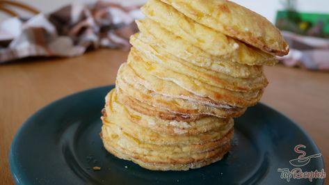 Mini bramborové placky z trouby