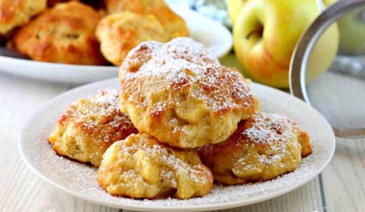 Jablečné sušenky podle Cyrila Lignaca