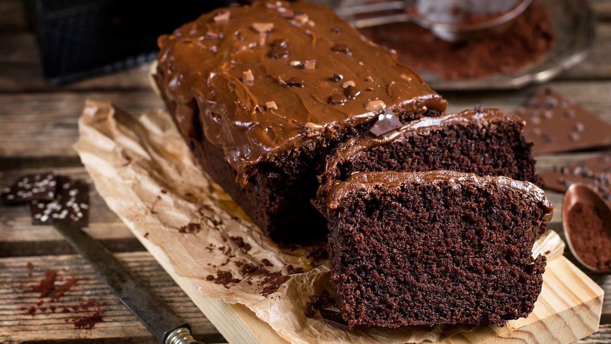Ultra jemný jogurtový a čokoládový dort