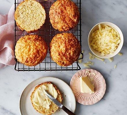 Klasické sýrové koláčky