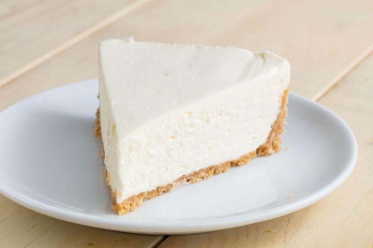 Tvarohový koláč bez pečení