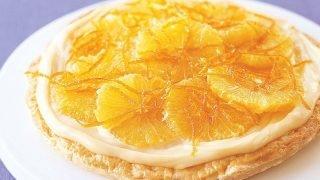 Citronový tvaroh a pomerančový flan