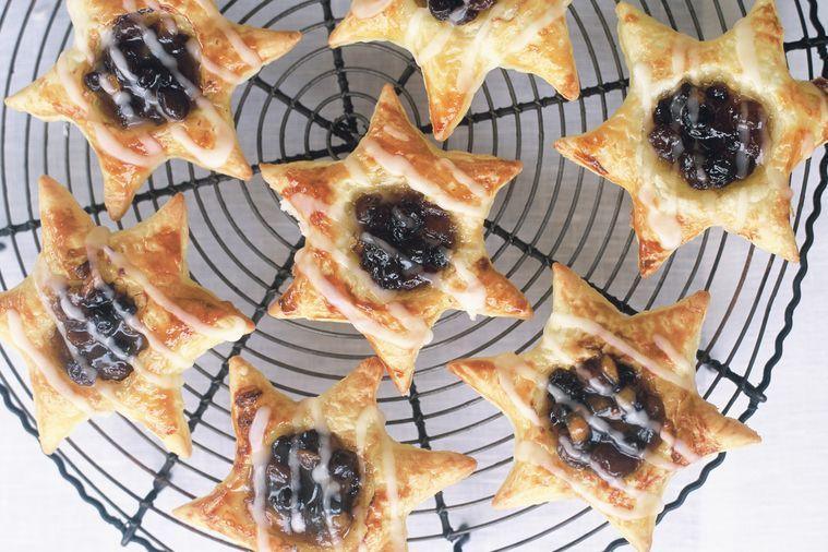 Snadné ovocné mleté koláčky